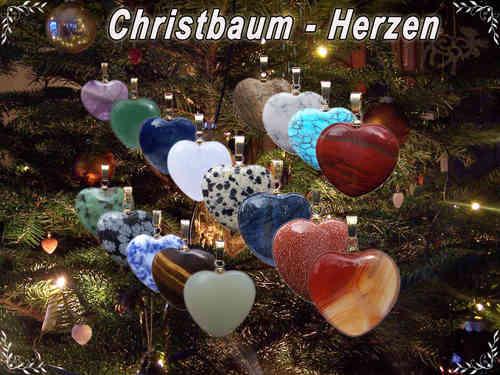 Weihnachtsbaumschmuck Christbaumschmuck Herzen Christbaumkugeln Baumschmuck