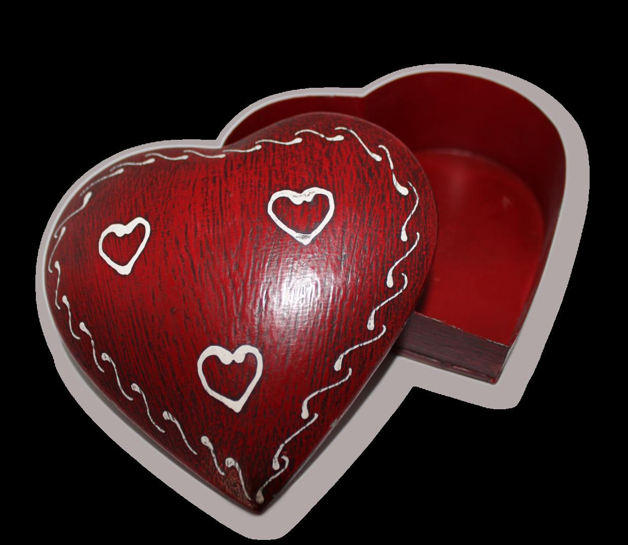 Herzdose Aus Metall Haus Der Herzen