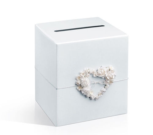 Geschenkkartenbox Kartenbox Hochzeit Glückwunschkartenbox Briefbox Taufe Geldbox