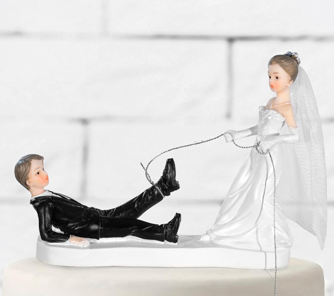 Hochzeit Tortenfigur Brautpaar Tortenaufsatz Tortendeko Hochzeitstorte